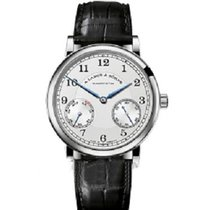A. Lange & Söhne 1815 Up and Down Mens Manual in White Gold
