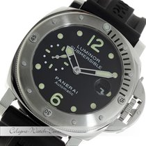Panerai Luminor Submersible Stahl PAM00024