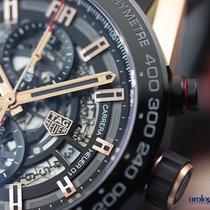 TAG Heuer Men's Carrera Heuer 01 Titanium Rose Gold...