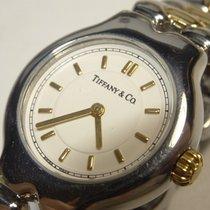 Tiffany & Co. Tesoro L0112 2-Tone 18k/SS Quartz Watch