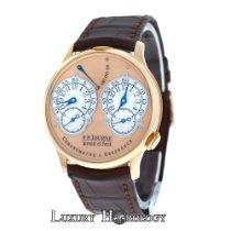 F.P.Journe Authentic Journe Chronometre a Resonance Dual Time 18K