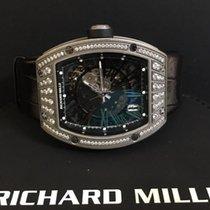 Richard Mille RM 023 Titanium Med Set Diamonds