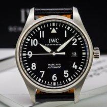 IWC IW327001 Mark XVIII Black Dial SS (25442)