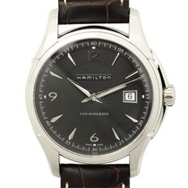 Hamilton Jazz Master Stainless Steel Black Automatic H32515535