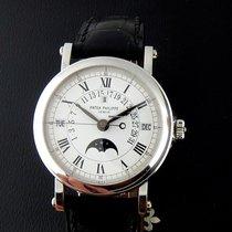 Patek Philippe Platinum Perpetual Calendar Retrograde 5059P