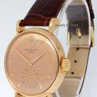 Patek Philippe Vintage 18k Pink Gold Mens Watch w/ Fancy Lugs...