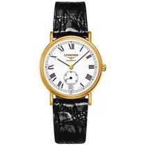 Longines Men's L48042112 Presence Automatic Watch