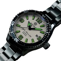 Deep Blue Alpha Marine 500 45mm Auto Diver Watch Miyota 500m...