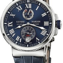 Ulysse Nardin Marine Chronometer Manufacture 1183-126.43