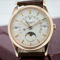 Patek Philippe 5050R Retrograde Perpetual Calendar 18K Rose...