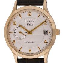 Zenith - Class Elite : 64.1125.680