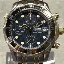 Omega Seamaster Titanium&Gold
