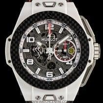 Hublot Ceramic & Carbon Big Bang Ferrari Lt Ed B&P...
