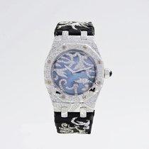 Audemars Piguet 67607BC.ZZ.D001SU.01 Lady Royal Oak Diamonds...