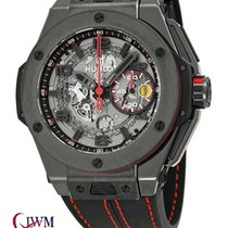 Hublot Big Bang Ferrari All Black Ceramic