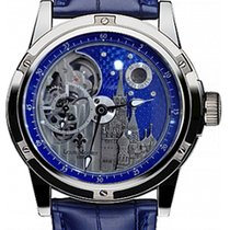 Louis Moinet Limited editions Mecanograph City Moscow