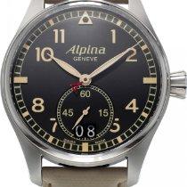 Alpina Geneve Startimer Pilot AL-280BGR4S6 Herrenarmbanduhr...