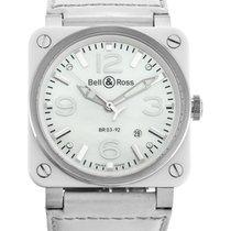 Bell & Ross Watch BR03-92 White Ceramic