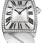 Cartier La Dona Diamond and 18kt White Gold Ladies Watch WE601005