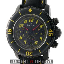 Blancpain Fifty Fathoms Speed Command Flyback Chronograph 45mm...