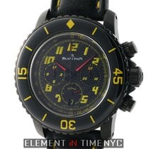 Blancpain Fifty Fathoms Speed Command Flyback Chronograph DLC...