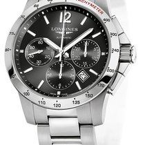 Longines L27434566 Conquest Chorograph Automatic Mens Watch