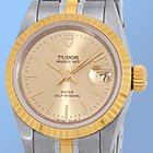 Tudor Certified Pre-Owned Stainless Steel & Yellow Gold...