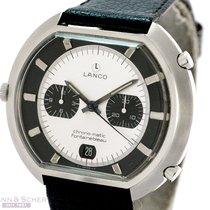 LANCO Vintage Fontainebleau Automatic Chronograph Cal-12...