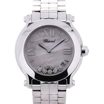 Chopard Happy Sports 36 MoP Steel