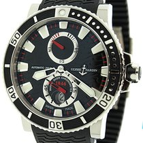 Ulysse Nardin Maxi Marine Diver Titanium Watch 263-90-3/72
