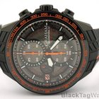 Graham Silverstone RS Endurance Orange Chronograph Skeleton
