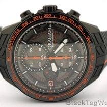 Graham Silverstone RS Endurance Orange Chronograph Skeleton