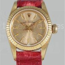 Rolex Lady Gold 18k Ref 67198