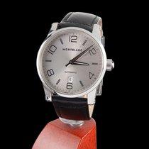 Montblanc timewalker steel date automatic men size