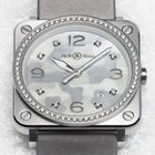 Bell & Ross BRS Grey Camouflage Diamonds