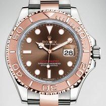 Rolex YACHT MASTER 116621 BROWN