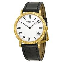 Patek Philippe Calatrava 5120J-001 Yellow Gold Watch