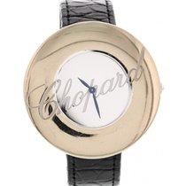 Chopard Ladies Chopard Chopardissimo 18K White Gold Watch 129253