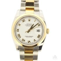 Rolex Datejust mixto ID 116203