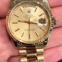 Rolex Day/Date President #18238 18K Yellow Gold