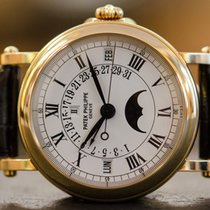 Patek Philippe Perpetual Calendar in Yellow Gold