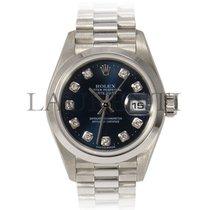 Rolex Datejust - Platino  79166