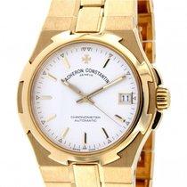 Vacheron Constantin Overseas 42042/423j Yellow Gold, 37mm