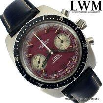 Breitling Chronograph 3001 Valjoux 7733 very rare 1975