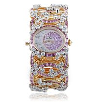 Audemars Piguet Ladies Millenary Precieuse  Rose Gold Diamonds...