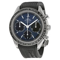 Omega Speedmaster Racing Automatic Stainless Steel Mens Watch...