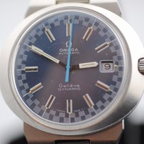 Omega Dynamic Blue Racing Dial  Automatic Watch Vintage Mens...