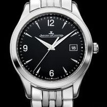 Jaeger-LeCoultre Master Control Date Black Dial Automatic Mens...