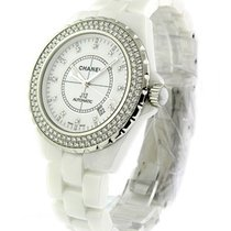 Chanel Full Size J12 with Diamond Bezel 42mm H2013