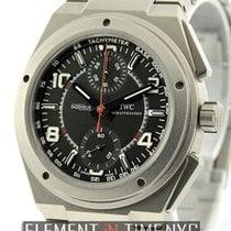 IWC Ingenieur Collection Chronograph AMG Titanium Ref. IW3725-03